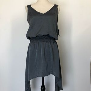 Alyn Paige Shark Bite V Neck Tunic Dress Size 5